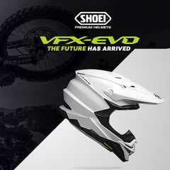 Shoei VFX-EVO Helmets | The Future Has Arrived