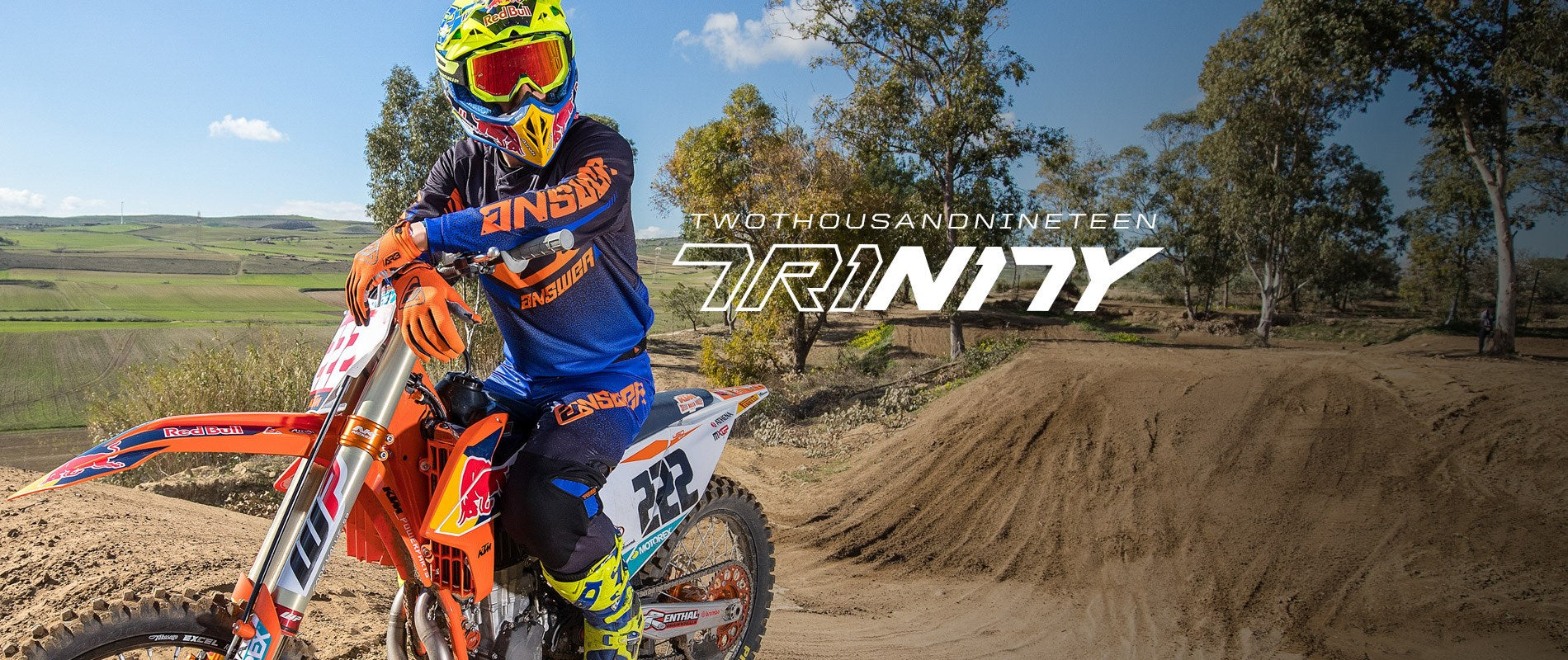Answer Racing 2019 | Trinity Offroad Motorcycle Racewear Collection