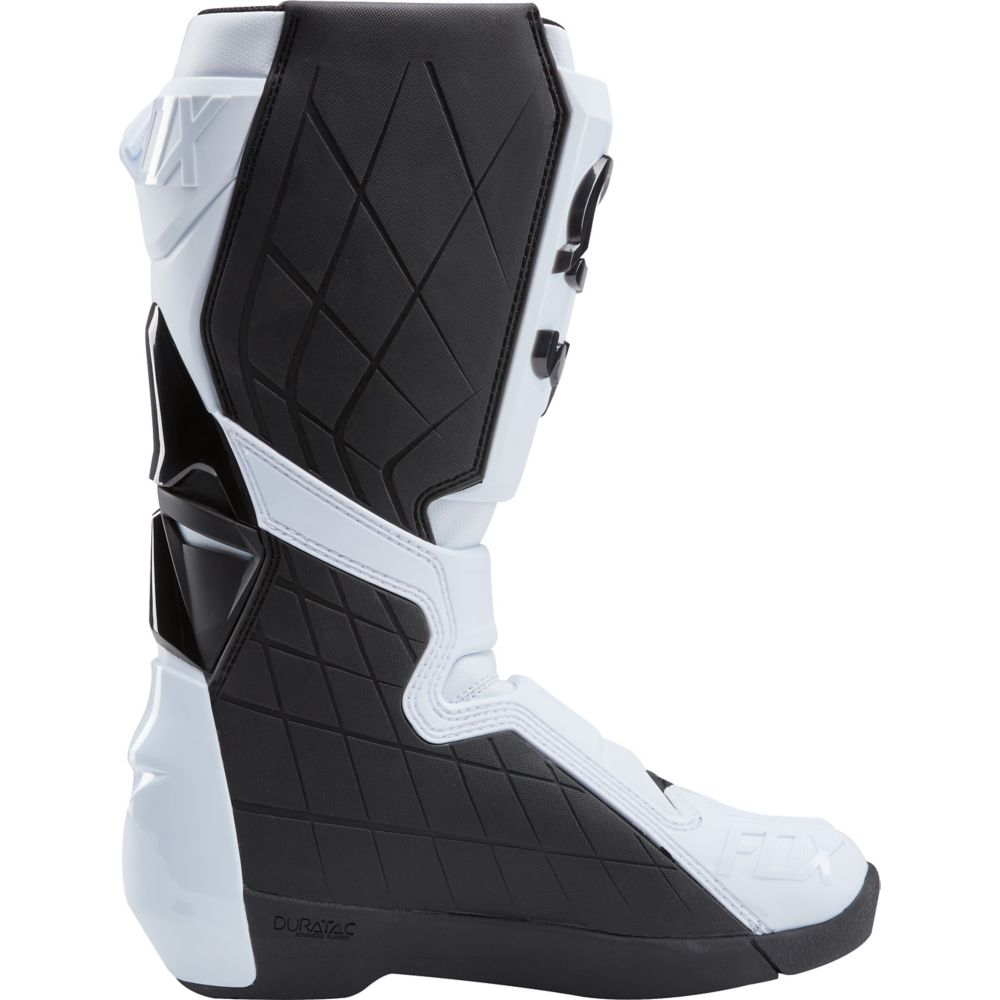 Fox Racing 180 Off-road Boots Left Side View