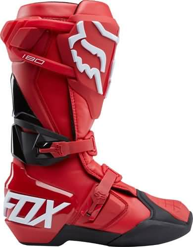 Fox Racing 2018 | Strap in 180 MX Motocross Boots