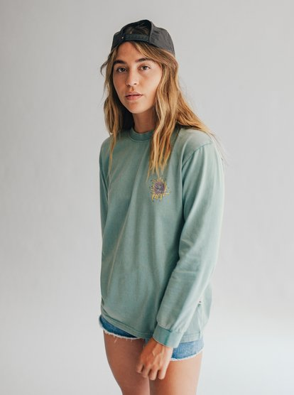 Quiksilver Womens - Long Sleeve Tee