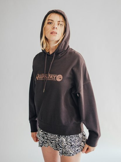 Quiksilver Womens - Boxy Hoodie