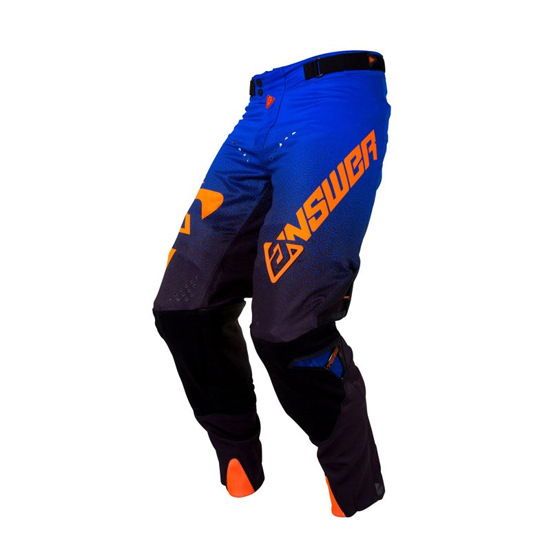 Black / Cobalt / Flo Orange