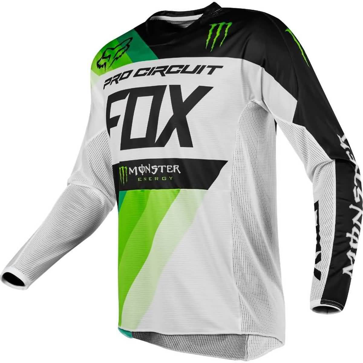 Fox Racing 360 Monster Pro Circuit Limited Edition Jersey