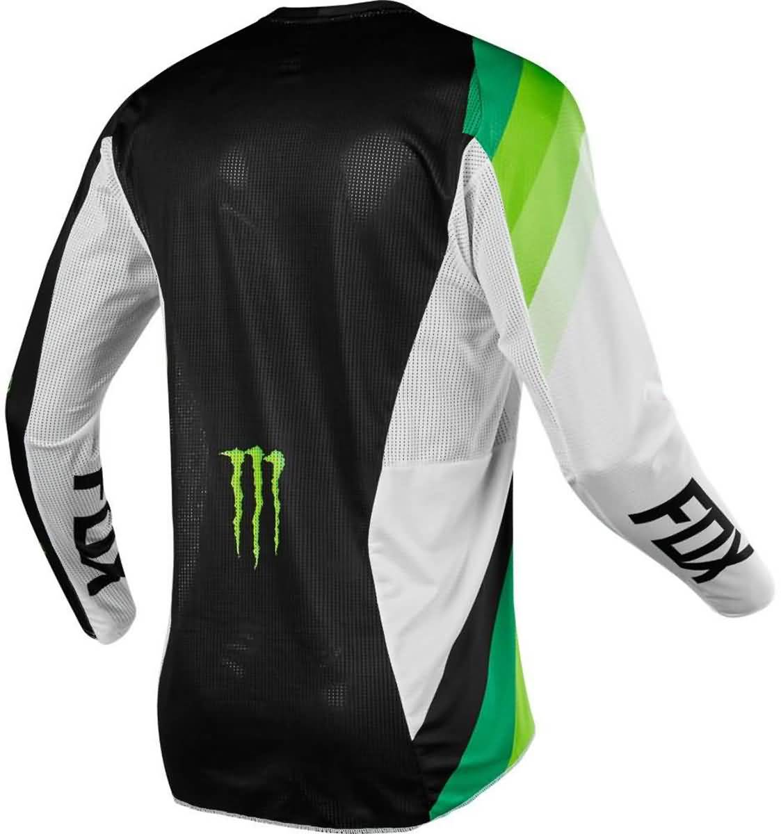 Fox Racing 360 Monster Pro Circuit Limited Edition Jersey Back View