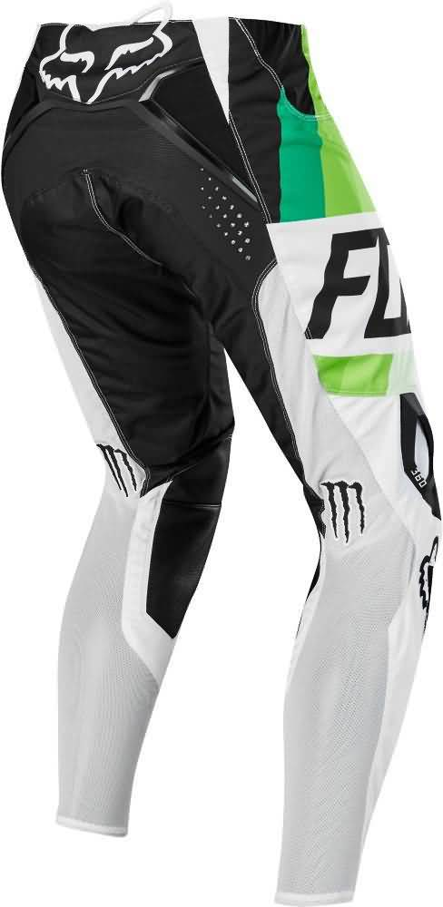 Fox Racing 360 Monster Pro Circuit Limited Edition Pants Back View