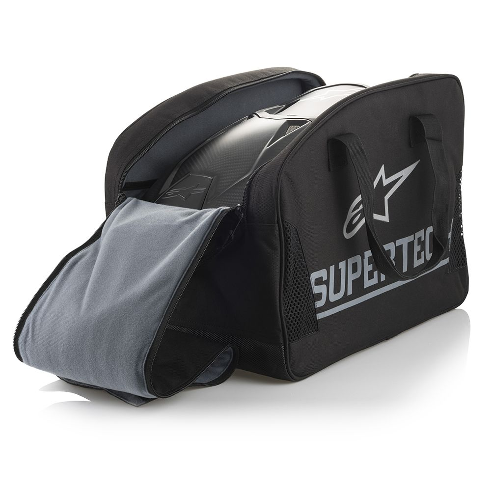 Helmet Bag-Open Front