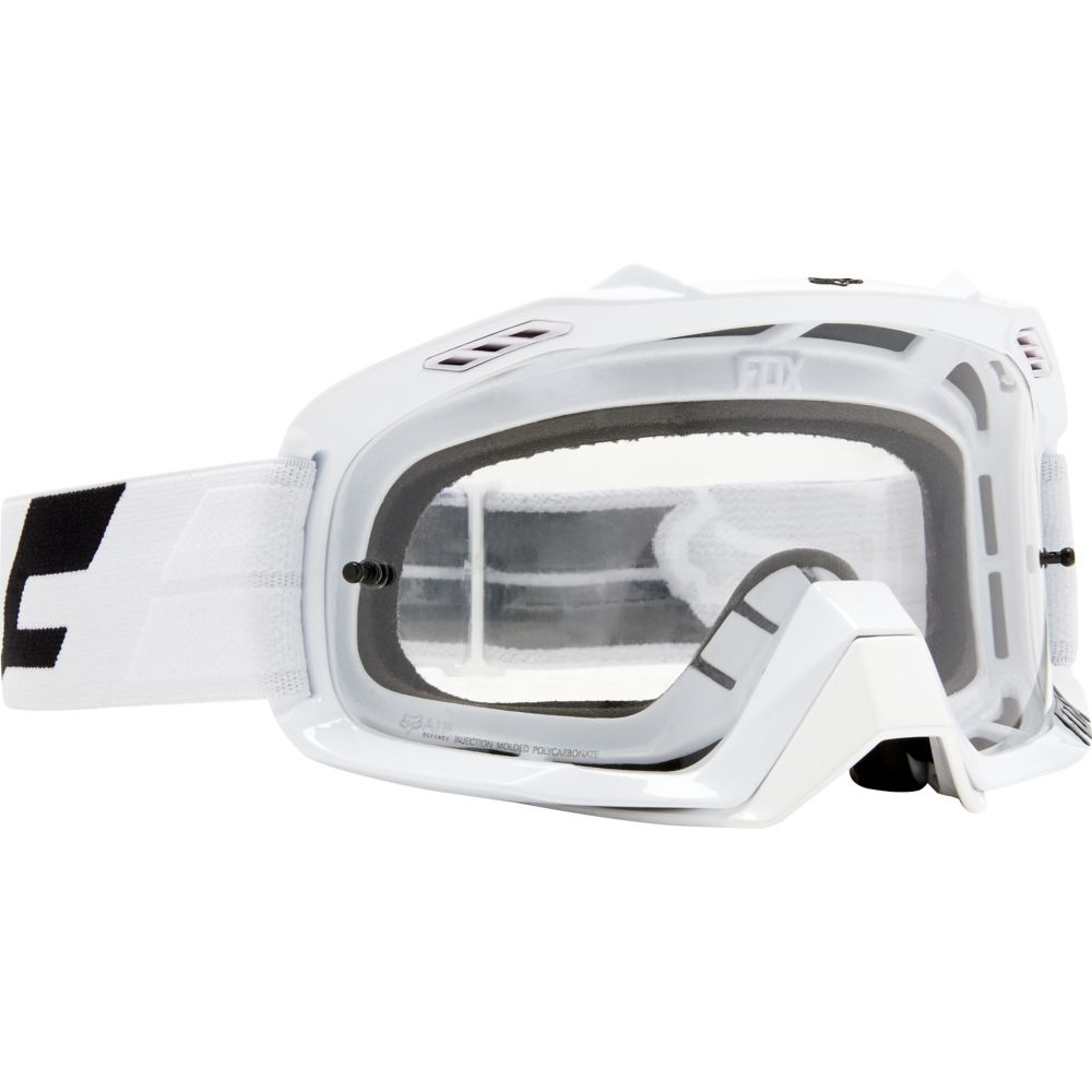 Fox Racing Air Defence Goggle Right Side View