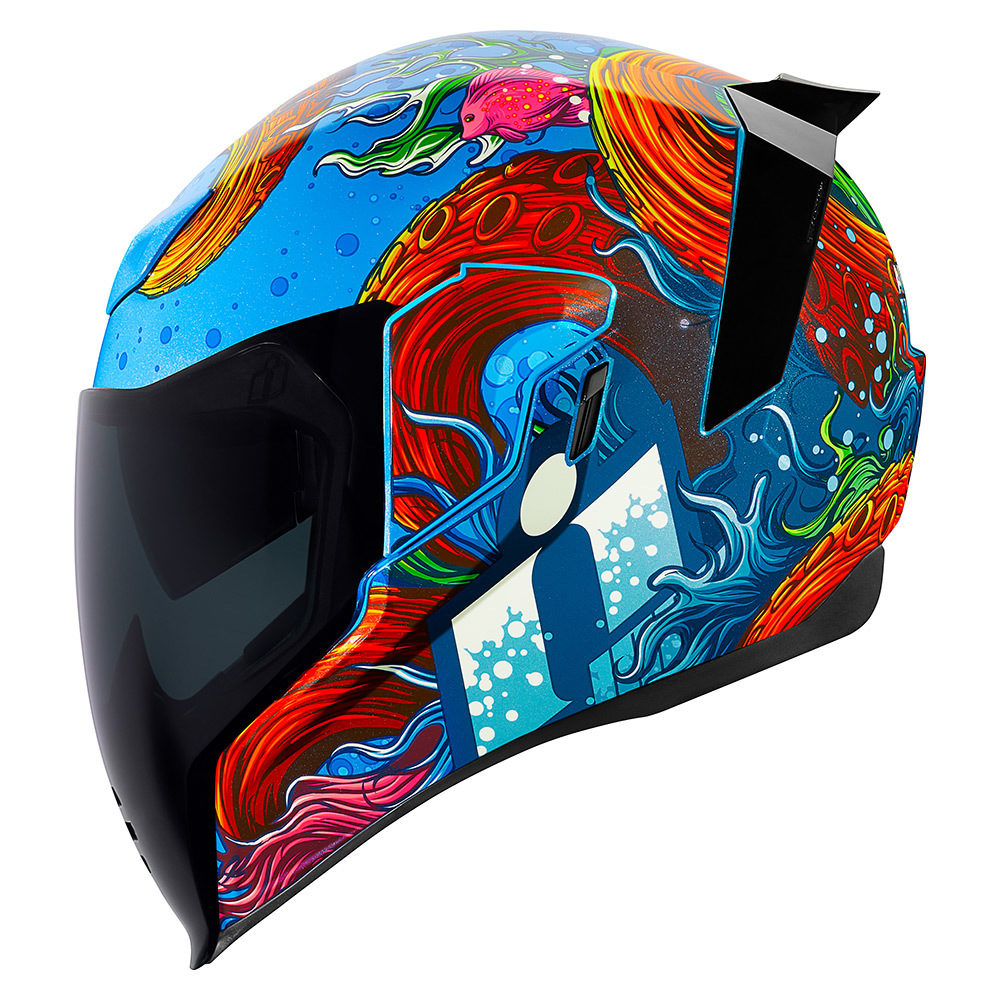 Airflite Inky Helmet-Side View