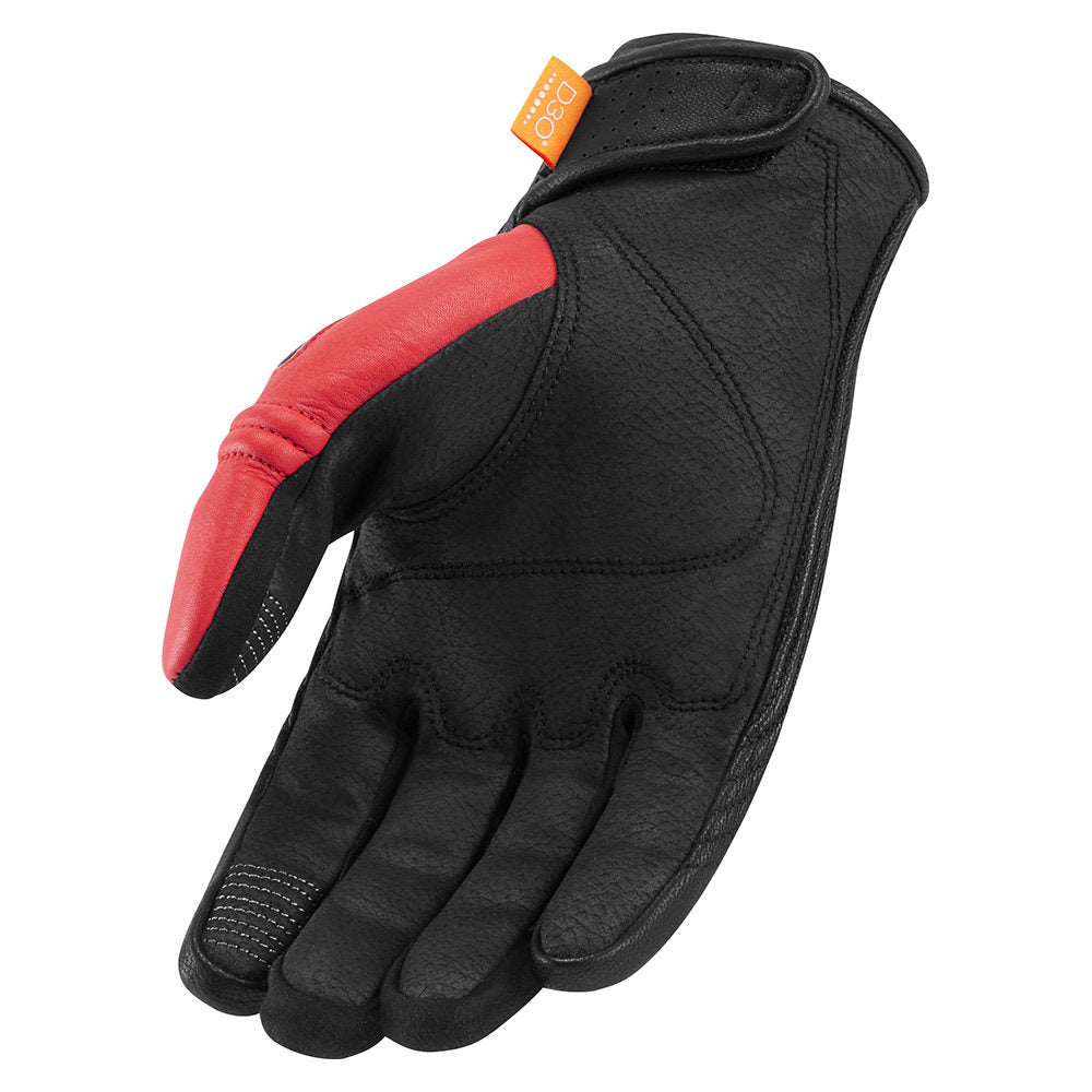 Automag Glove - Back View