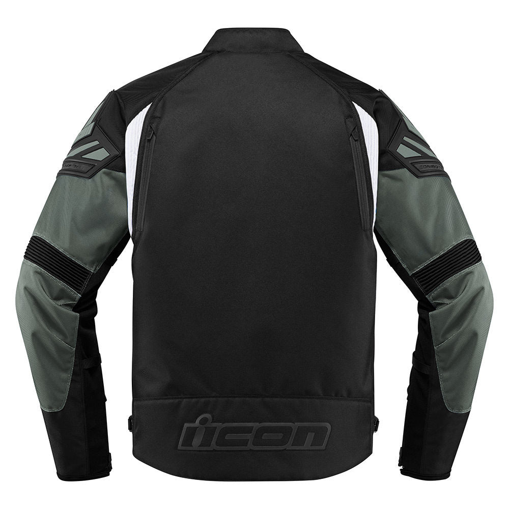 Automag2 Textile Jacket - Back View