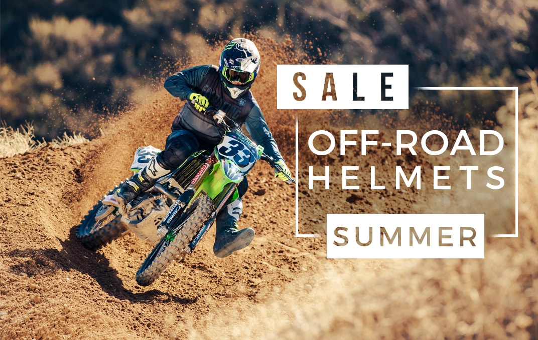 Off-road Helmets Sale
