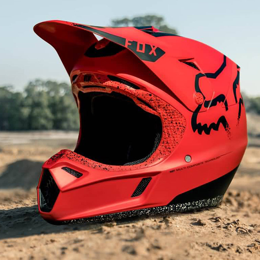 Fox Racing Next Generation FLEXAIR Red Moth LE Gear