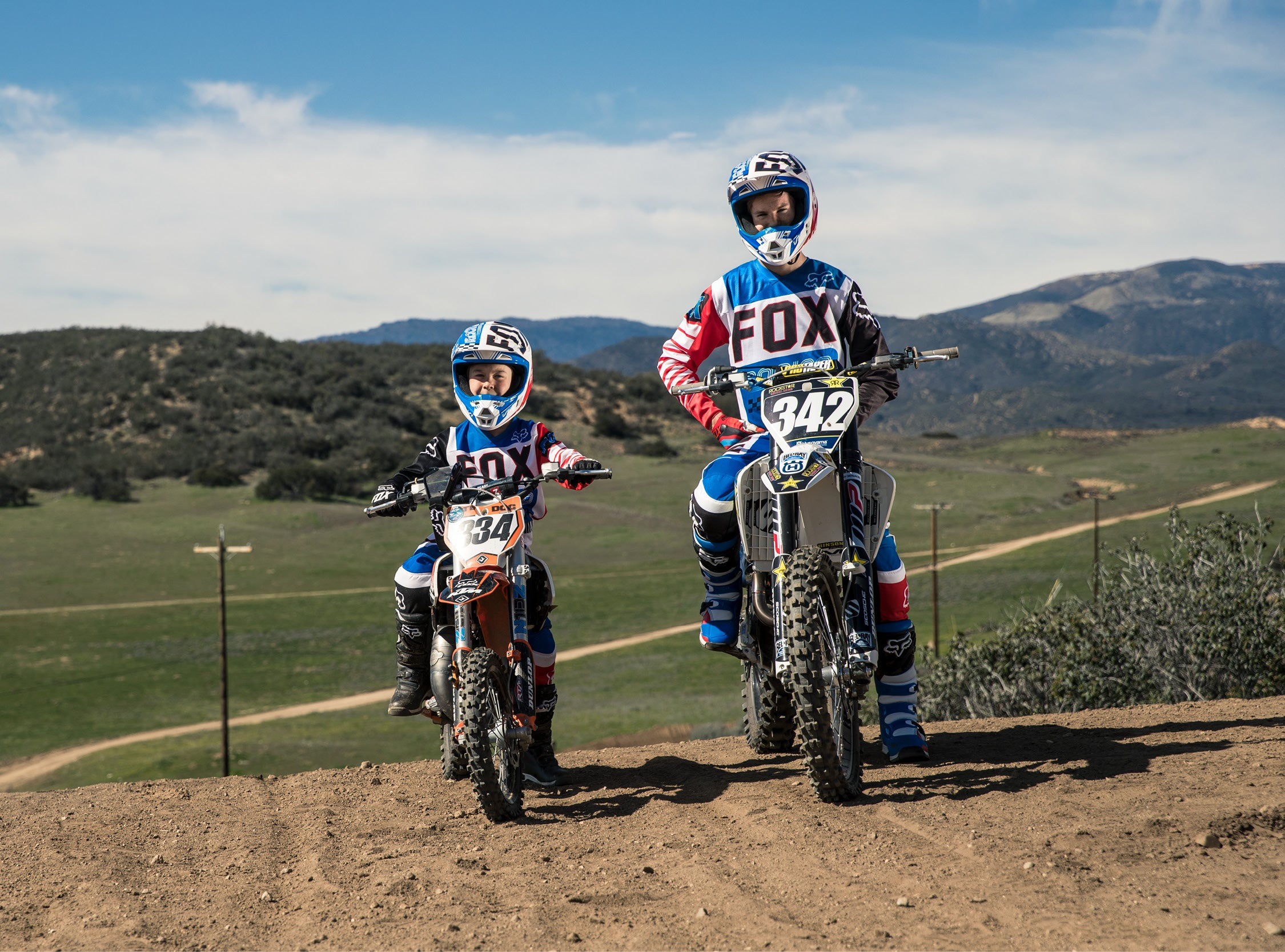 Fox Racing 180 Fiend Special Edition Motocross Gear