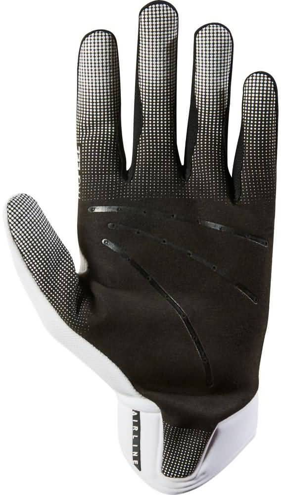 Fox Racing Airline Race Gloves Palm View