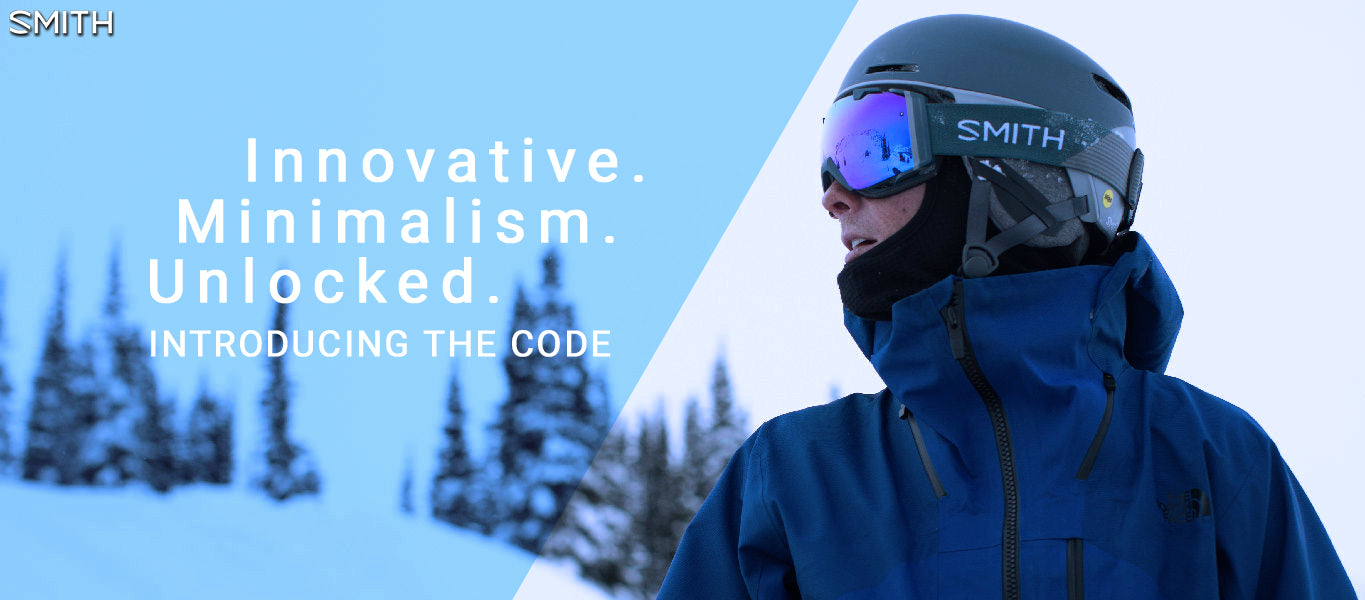 Smith Optics Code Snow Helmet
