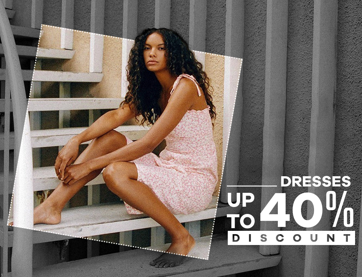 Women's Dresses Sale Up to 40% Off