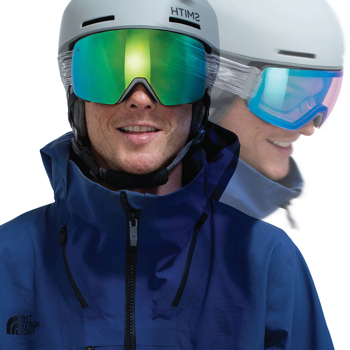 1131450e6 Smith Optics 2018 I O MAG Interchangeable Snow Goggles Collection ...