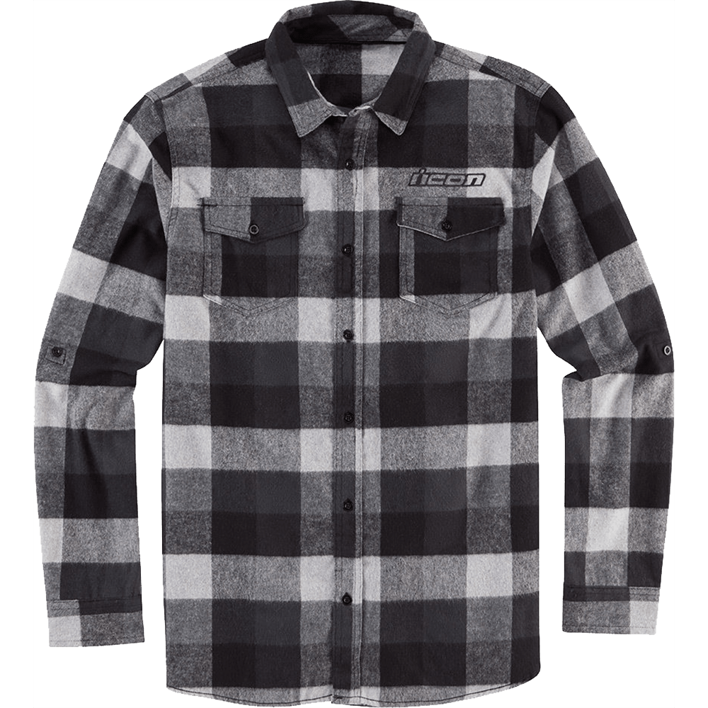 FELLER FLANNEL LS SHIRTS