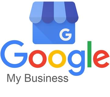 Google my business logo for google reviews.