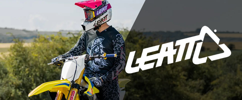 Leatt MTB & Motorcycle Riding Gear