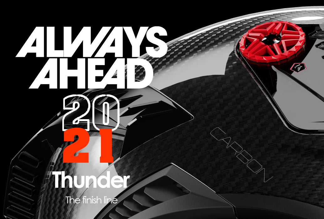 LS2 Motorcycle Helmets 2021 | Introducing the Thunder FF805 Street Race Collection