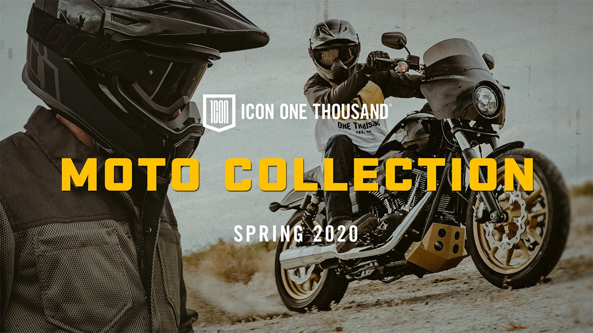 Icon Collection | Icon 1000 Spring 2020 Riding Safety Gear