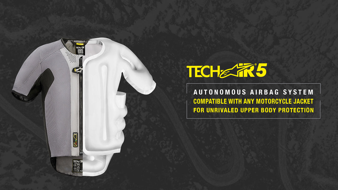 Alpinestars Tech Air 5 Autonomous Airbag System