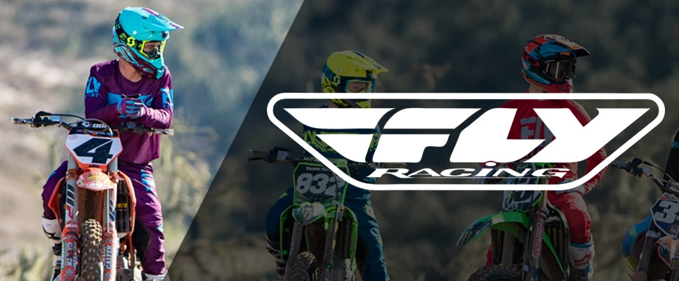 Fly Racing Motorcycle Gear & Accessories