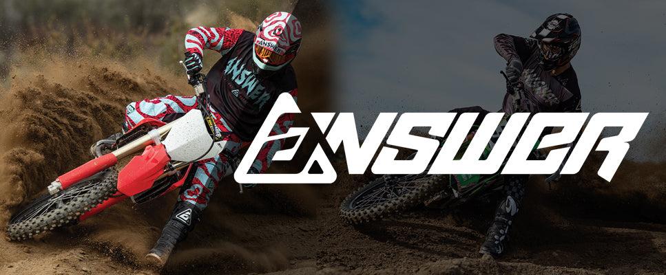 Answer Racing Motorcycle Gear & Accessories