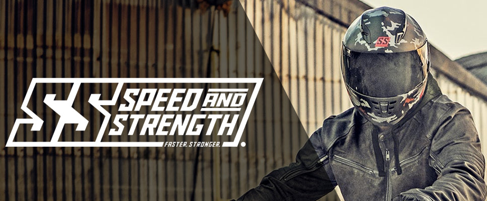 Speed and Strength Motorcycle Gear & Accessories