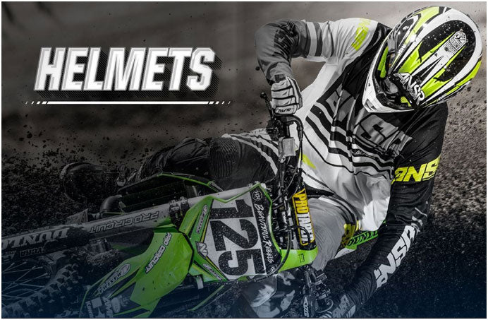Answer Motocross Racing Information Page