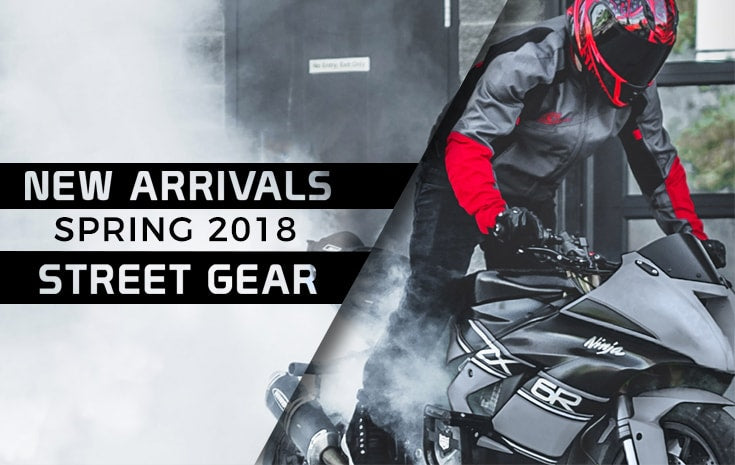 March New Arrivals Street Gears Collection