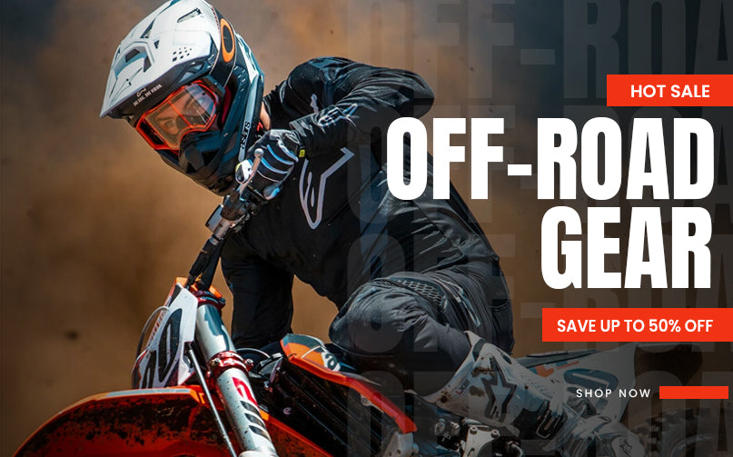 Off-Road Gear New Arrival