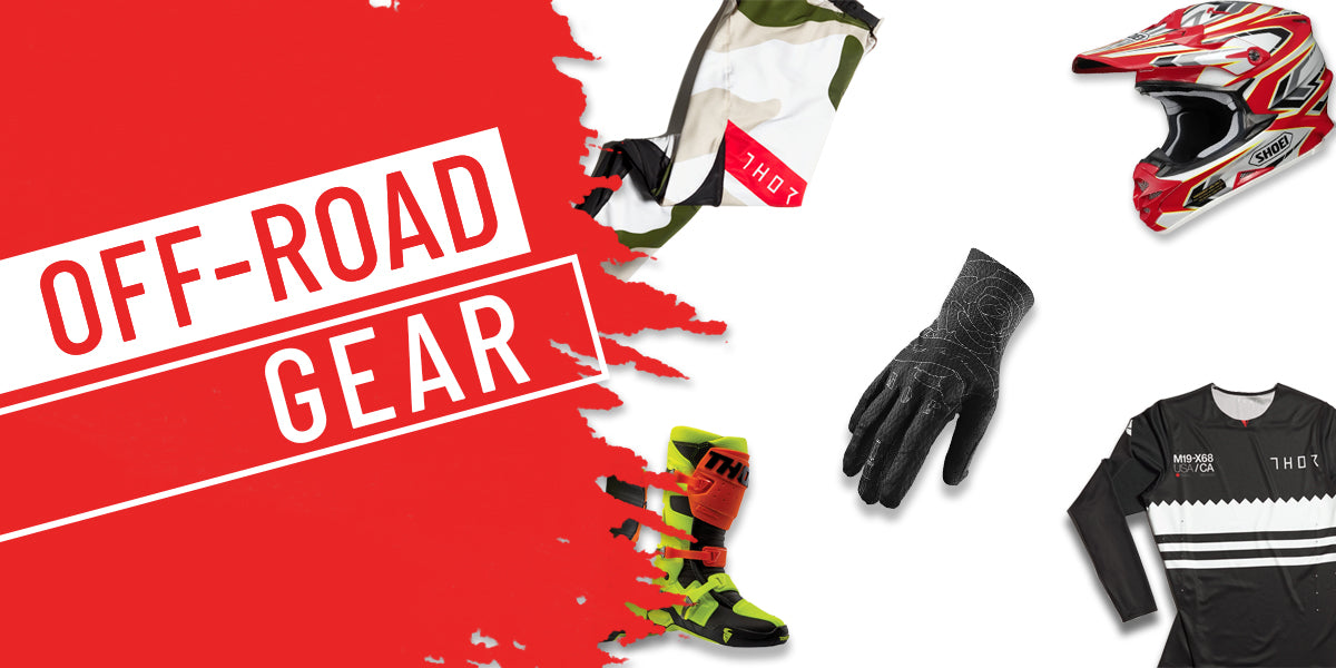 Off-Road Gear Banner