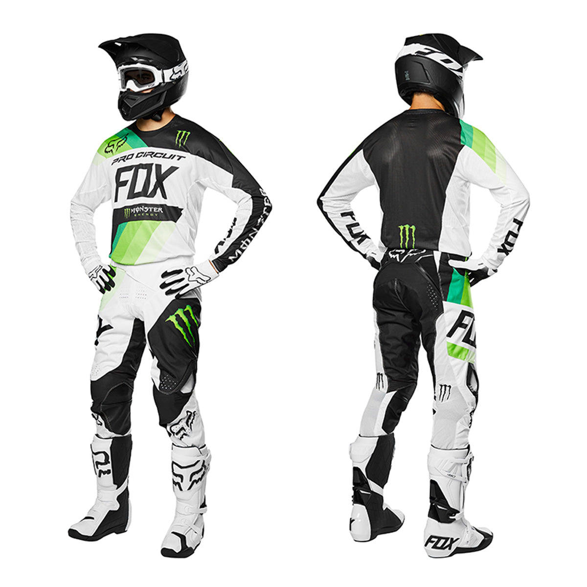 Fox Racing 360 Monster