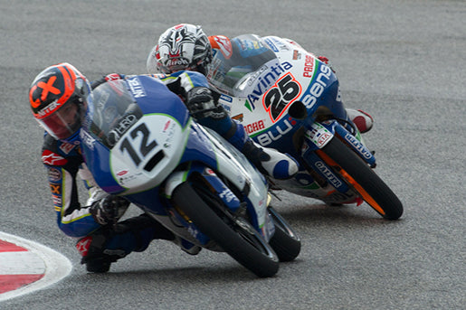 Alex Márquez Moto3 World Championship