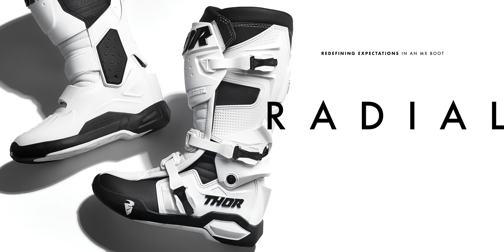 Thor MX 2019 | Radial Boot Offroad Motorcycle Racewear