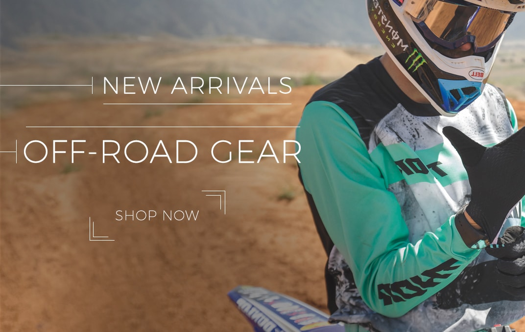 Offroad Gear New Arrivals