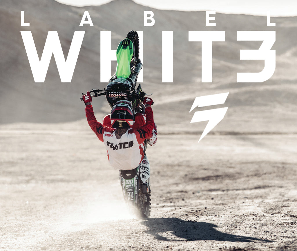 Shift Racing White Label Collection