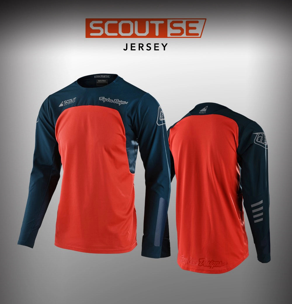 Troy Lee Designs Scout Off-Road Gear | Riding The World One Trail At A Time