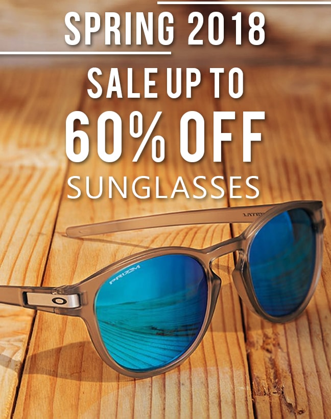 Sunglasses Sale Up to 60% Off