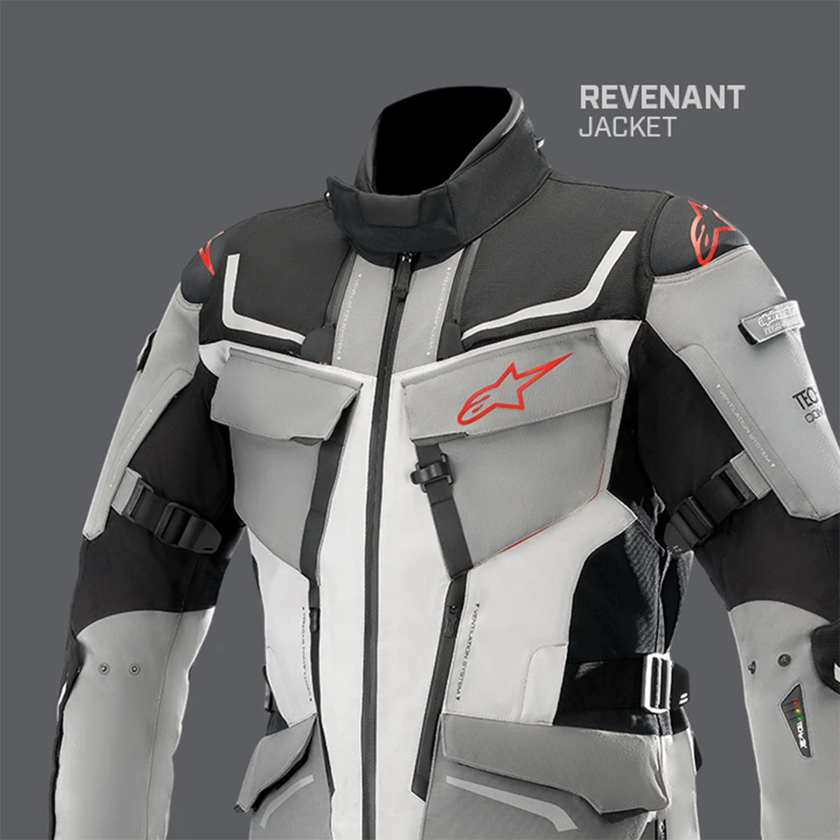 Alpinestars Introducing The Tech Air Bag Street & Racing Body Armor