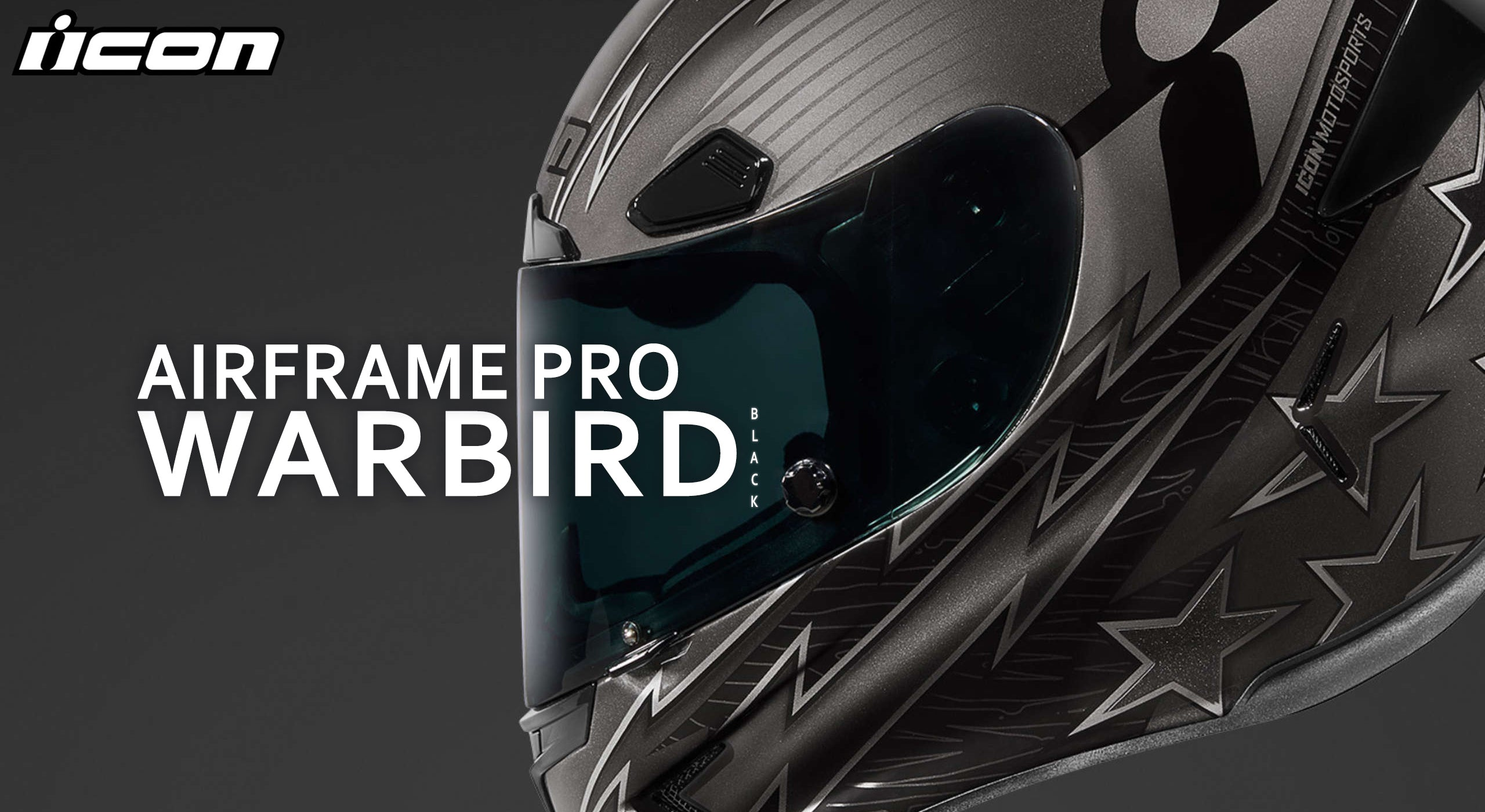 Icon Street Gear 2019 | Introducing the Airframe Pro Warbird Motorcycle Helmet