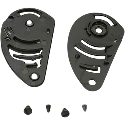 AGV XR2 Base Plate Kit w/ Screws Helmet Accessories-0134-1