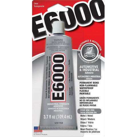 Amazing Goop 3.7 Oz E-6000 Craft Adhesive