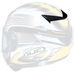 HJC AC-11 Rear Vent Helmet Accessories (BRAND NEW)