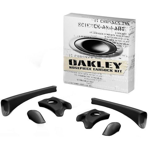 Oakley Flak Jacket Earsock/Nosepad Kit Men's Frame Kits Sunglass Accessories