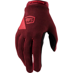 100% Ridecamp Women's Off-Road Gloves (NEW)