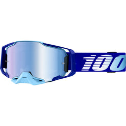 100% Armega Adult Off-Road Goggles (NEW - WITHOUT TAGS)